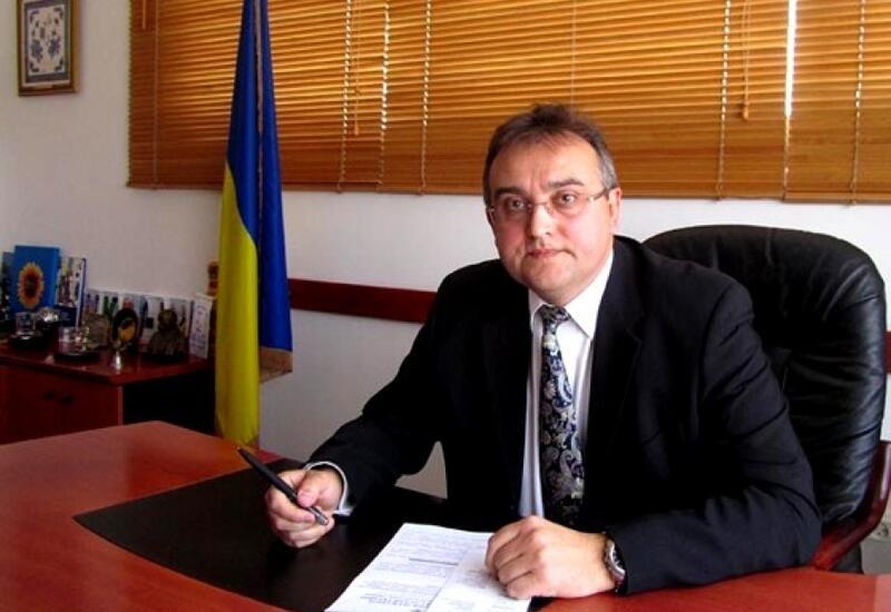 Отношения между Баку и Киевом находятся на уровне стратегического партнерства