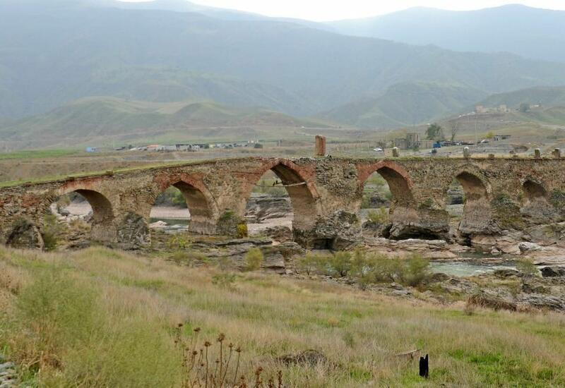 Исторический Худаферинский мост