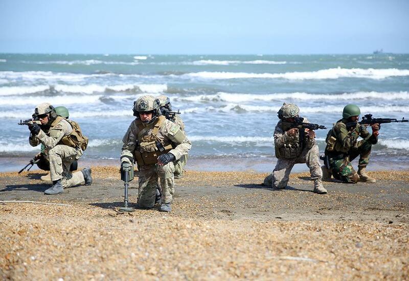 В войсках специального назначения ВС Азербайджана проходят тактико-специальные учения