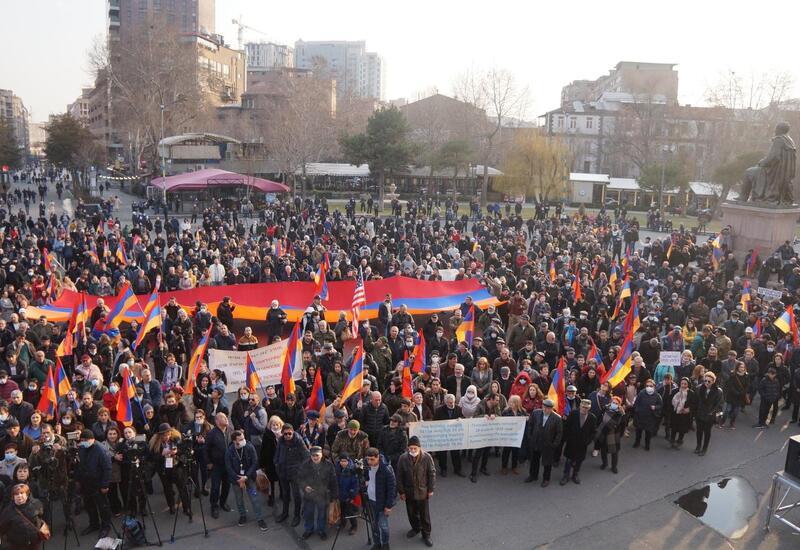 Армянские радикалы угрожают России новыми расправами