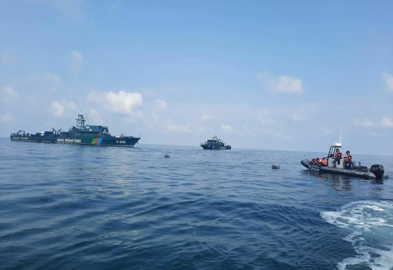 Азербайджанские пограничники открыли огонь по контрабандистам в Каспийском море