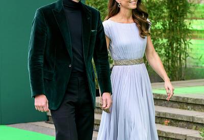 "Пример бережливости: принц Уильям и Кейт Миддлтон на церемонии Earthshot Prize Awards <span class=""color_red"">- ФОТО</span>"