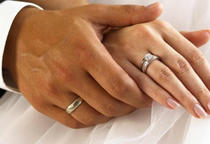 В Азербайджане выросло число заключенных браков
