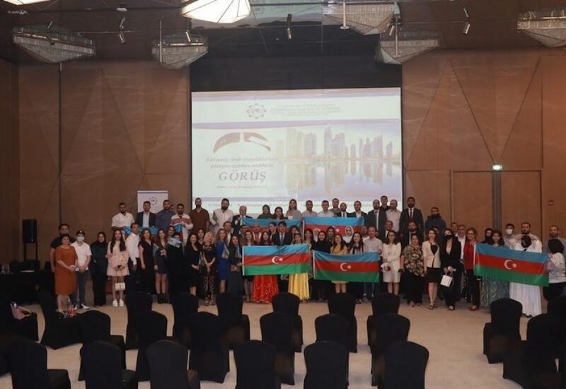 В Дубае состоялась встреча с азербайджанской общиной