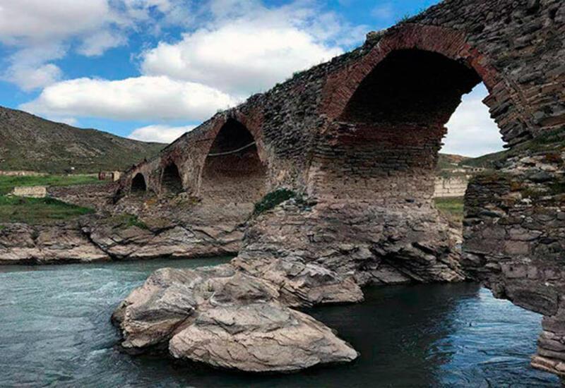 Величественный Худаферинский мост в блоге Сефи Абдуллы
