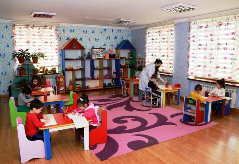В Баку приостановили работу детсада из-за коронавируса