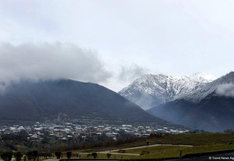 Минэкологии Азербайджана о фактической погоде в регионах страны