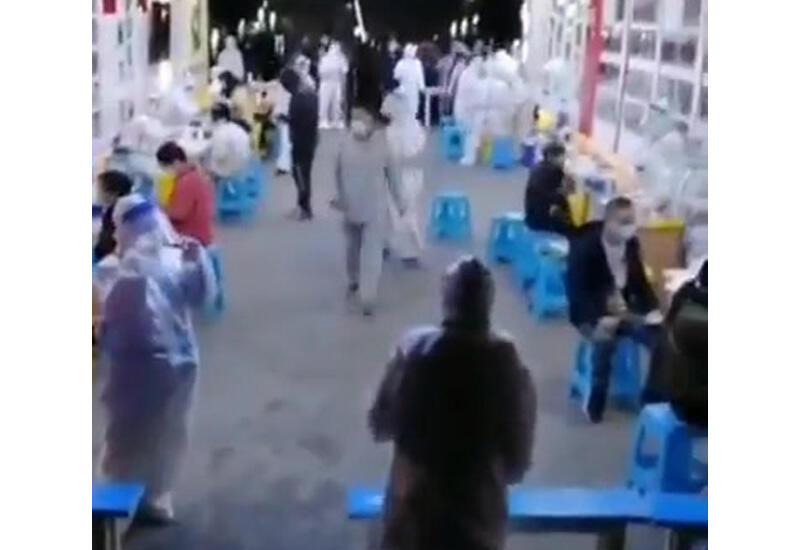 В Китае из-за одного человека ввели карантин во всем городе