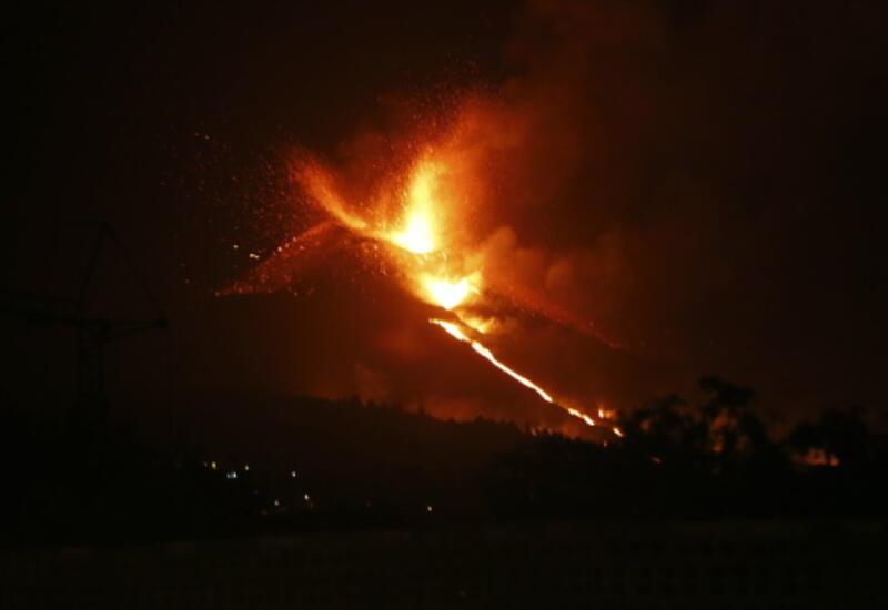 На острове Пальма произошло самое сильное с начала извержения вулкана землетрясение