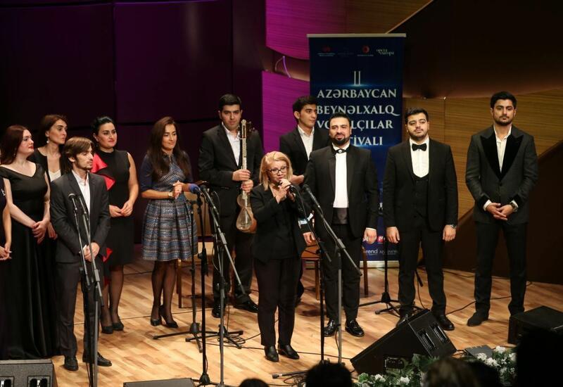 Жемчужины из репертуара Рашида Бейбутова представлены в рамках международного фестиваля