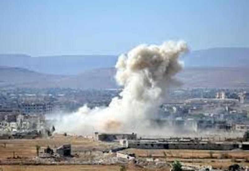В Дамаске на минах подорвался автобус