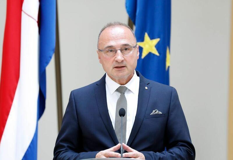 Азербайджан является стратегическим партнером Хорватии