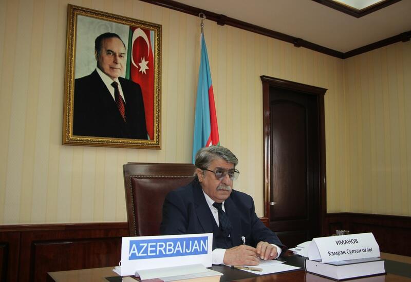 """Камран Иманов: Термин """"Армения"""", будь то топоним или этноним, не имеет никакого отношения к нынешним армянам и присвоен ими"""