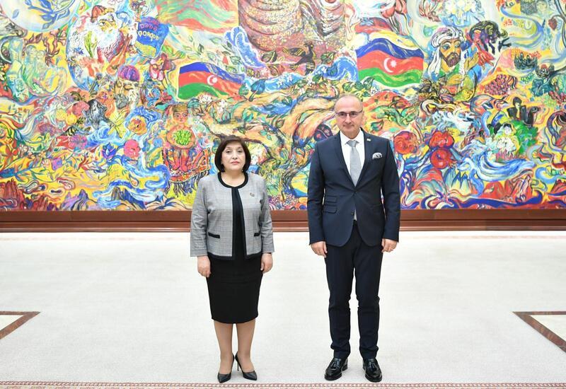 Хорватия проявляет большой интерес к углублению связей с Азербайджаном