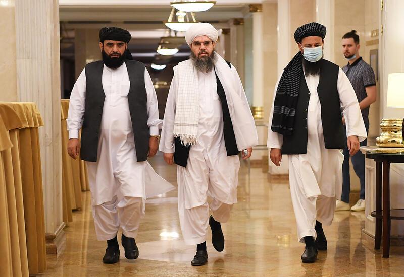 Представители «Талибана» прибыли в Москву для участия в консультациях по Афганистану