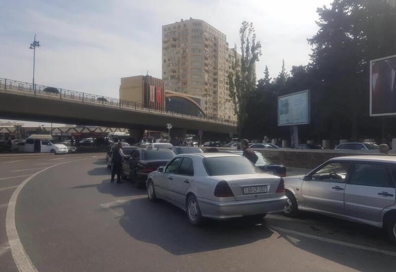 Дорожная полиция Баку обратилась к водителям