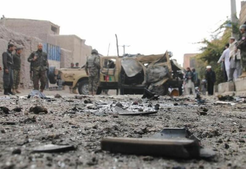 Четверо детей погибли при взрыве снаряда на востоке Афганистана
