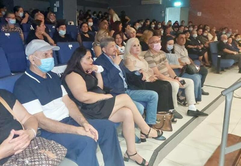 День восстановления независимости Азербайджана отметили в израильском городе Кирьят-Ям