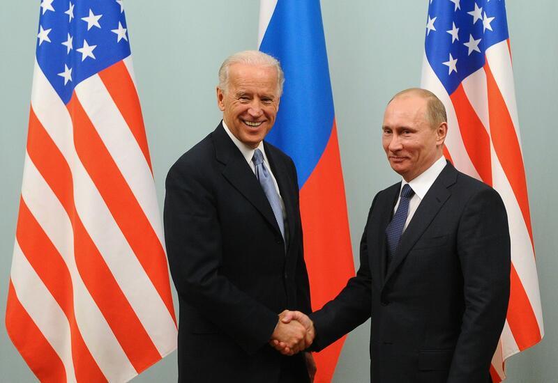 Владимир Путин прокомментировал встречу с Байденом в Женеве