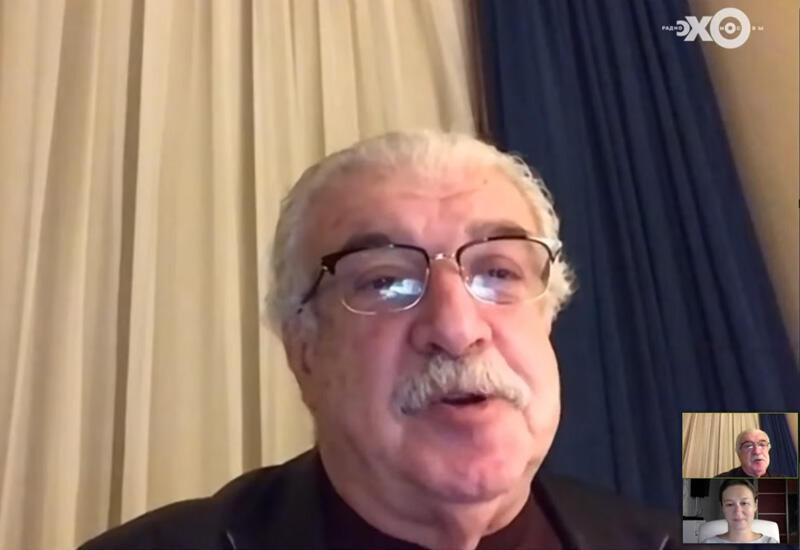 """Михаил Гусман о премьере Норвегии в эфире """"Эха Москвы"""""""