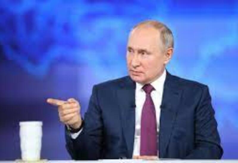 Путин заявил, что придет время, когда нефть будет неоткуда брать