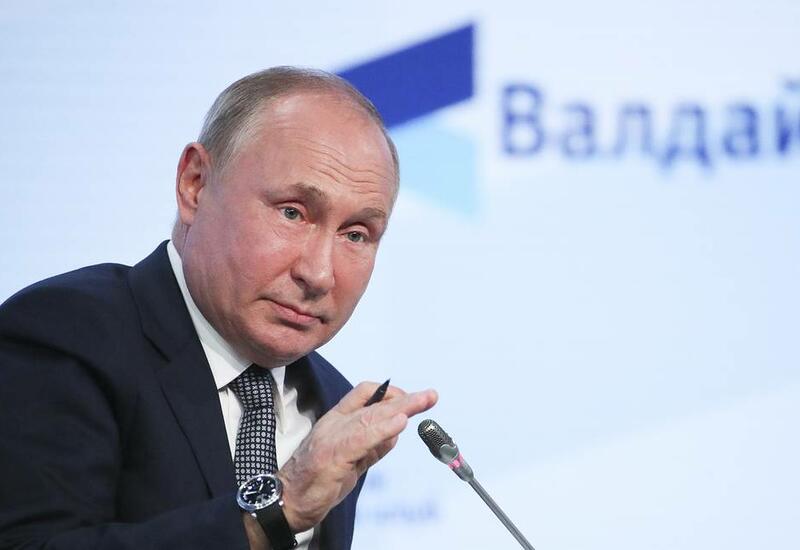 Путин поблагодарил Европу за санкции
