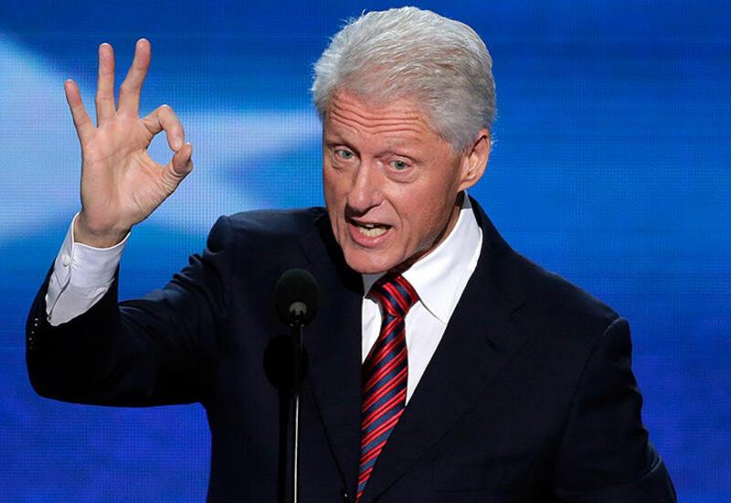 Клинтон рассказал о своем самочувствии после выписки из больницы