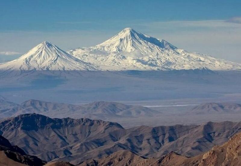 Агрыдаг не имеет отношения к Армении