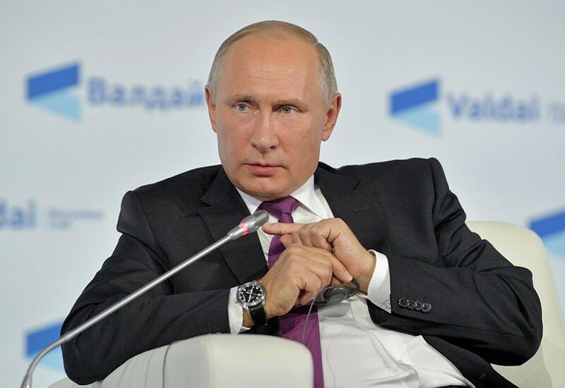 Владимир Путин сделал заявление по Зангезурскому коридору