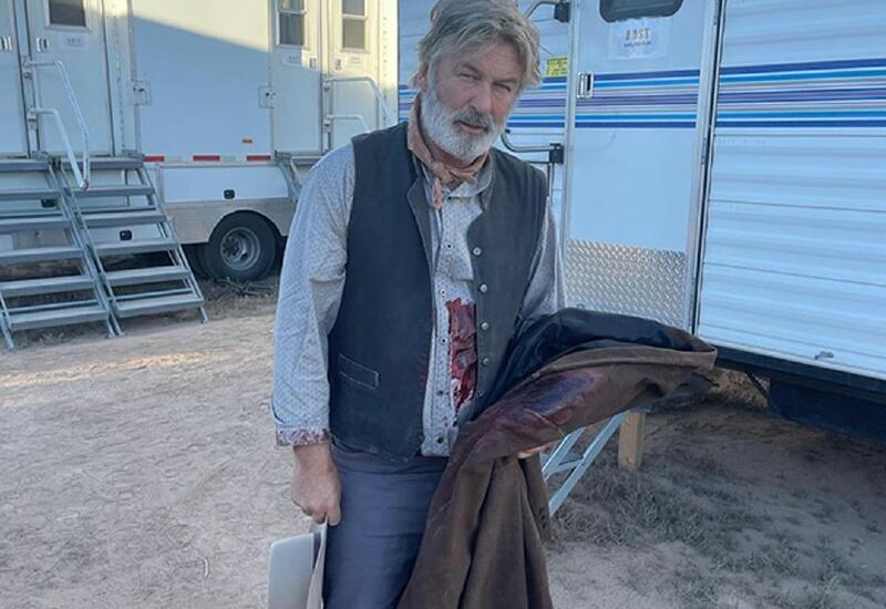 Голливудский актёр по ошибке застрелил оператора на съёмках фильма