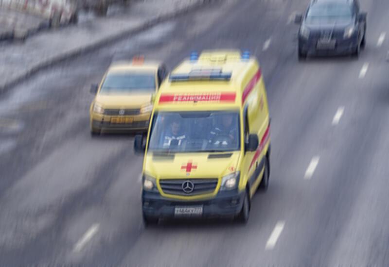 Отец Саакашвили попал в больницу