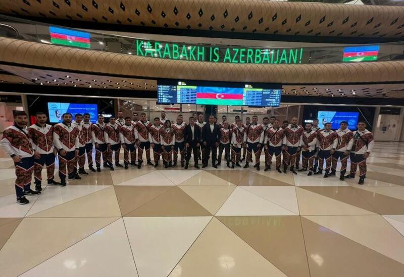 Азербайджанские спортсмены стали чемпионами мира