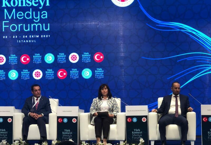 Türk Dünyası (turkic.world) layihəsi İstanbulda keçirilən Türk Şurasının Media forumunda təqdim olunub