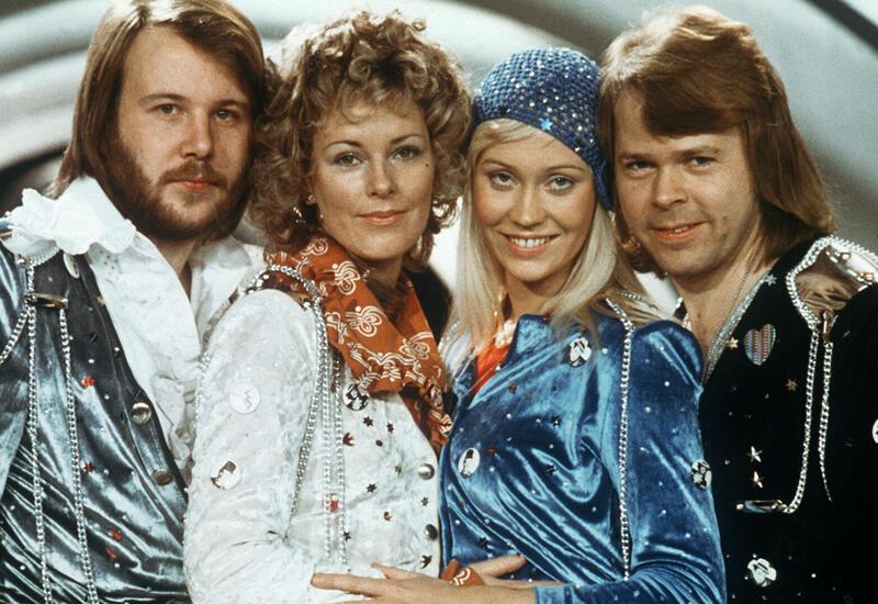Группа ABBA выпустила записанную в 1970-х песню