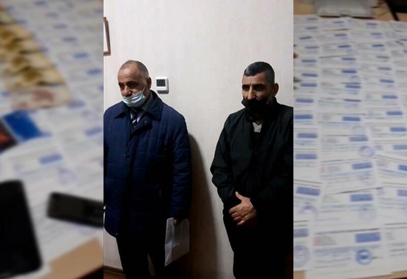 Житель Лерика задержан за продажу поддельных ковид-паспортов