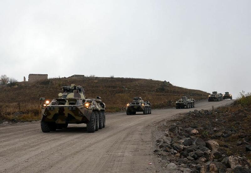 Учения в Лачине: азербайджанские войска отработали скрытное и оперативное выполнение задач