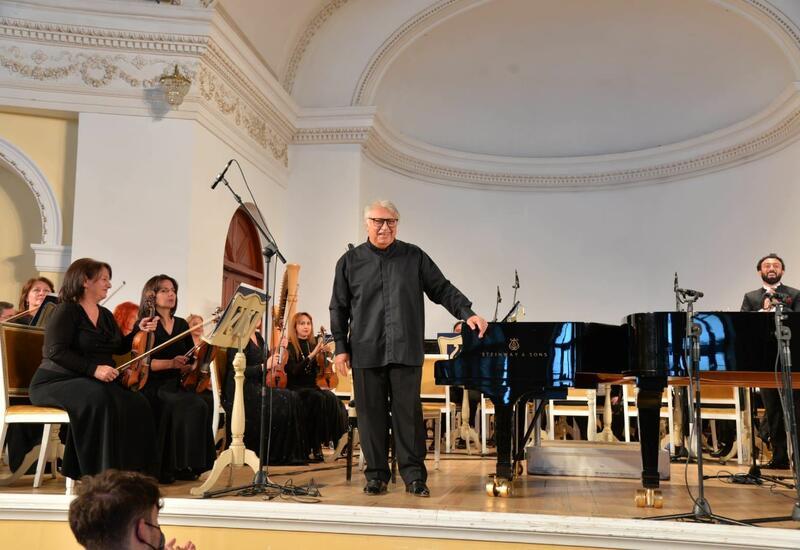 Бакинская музыкальная академия с большим размахом отмечает 100-летний юбилей