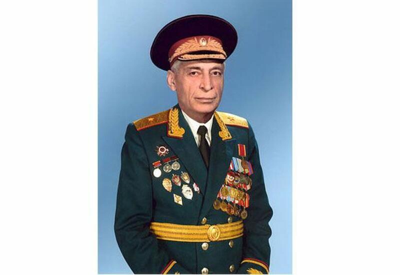 В Госфильмофонд Азербайджана переданы киноархивные материалы, связанные с генерал-майором Мустафой Насировым