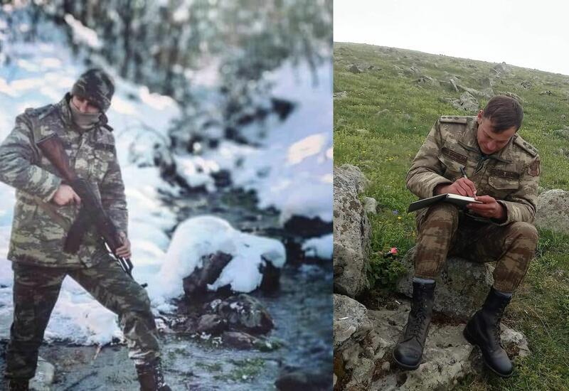 """Герой Карабахской войны Сеймур Атилла представил свой первый роман """"Элеонора"""""""