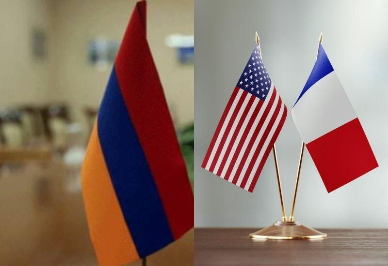 """Армения назло России зовет США и Францию в формат """"3+3"""""""