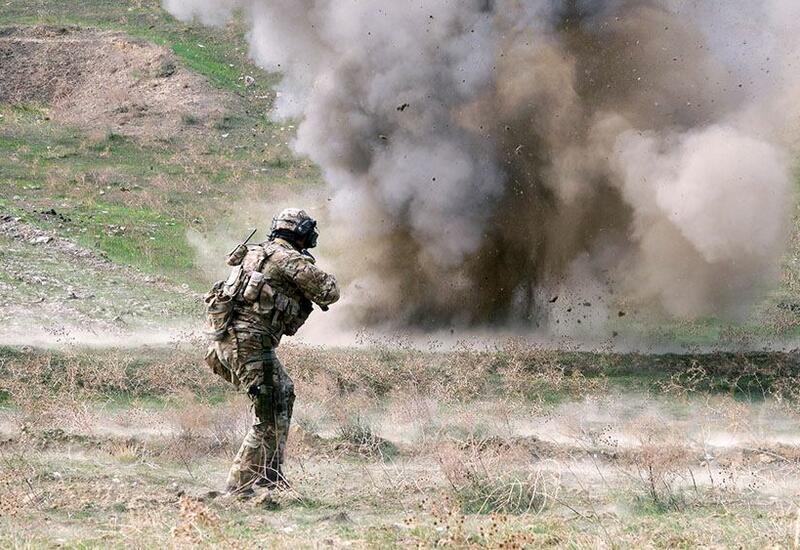 Азербайджанский спецназ успешно завершил тактико-специальные учения
