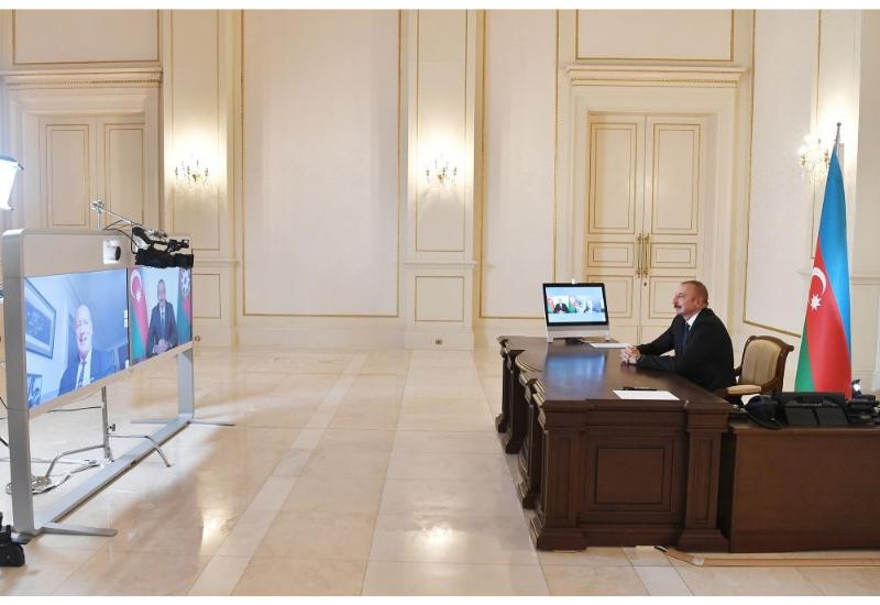 """Zəfər xronikası 24 oktyabr 2020-ci il: Prezident İlham Əliyevin Fransanın """"Figaro"""" qəzetinə müsahibəsi"""