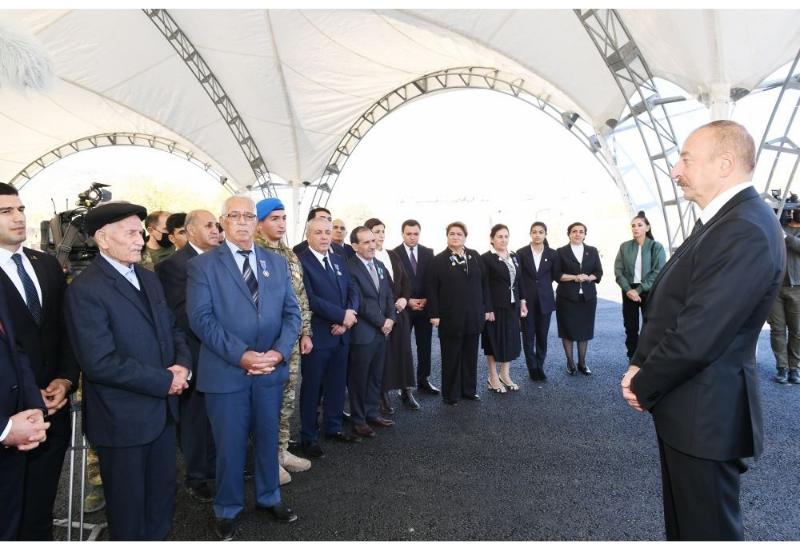 Prezident İlham Əliyev: Ölkəmizin yeniləşməsi, xoşagəlməz hallarla mübarizə tam yeni müstəviyə çıxmalıdır