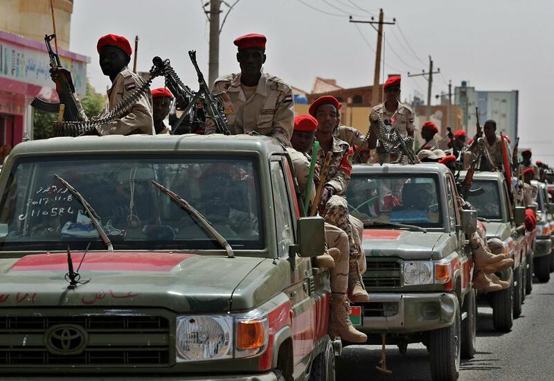 В Судане арестованы чиновники высокого ранга