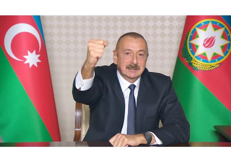 Zəfər xronikası 25 oktyabr 2020-ci il: Prezident İlham Əliyev Qubadlının işğaldan azad olunduğunu açıqlayıb