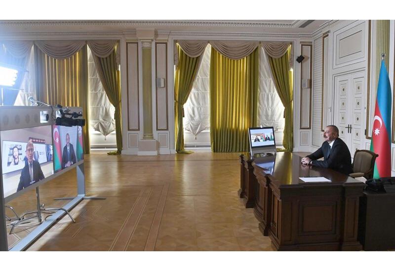 """Zəfər xronikası 25 oktyabr 2020-ci il: Prezident İlham Əliyev ABŞ-ın """"Fox News"""" televiziya kanalına müsahibə verib"""