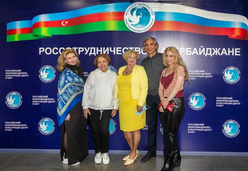 В Баку прошли Дни татарского кино
