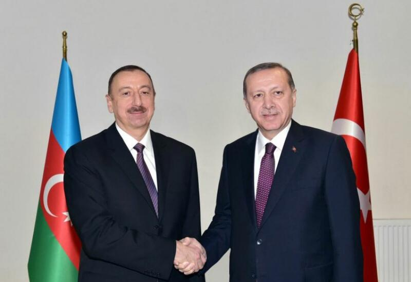 Встреча Алиева и Эрдогана: реализуются проекты, раньше казавшиеся невозможными