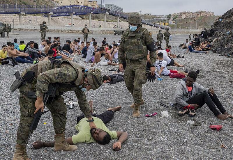 В Испании арестовали контрабандистов, перевозивших нелегальных мигрантов