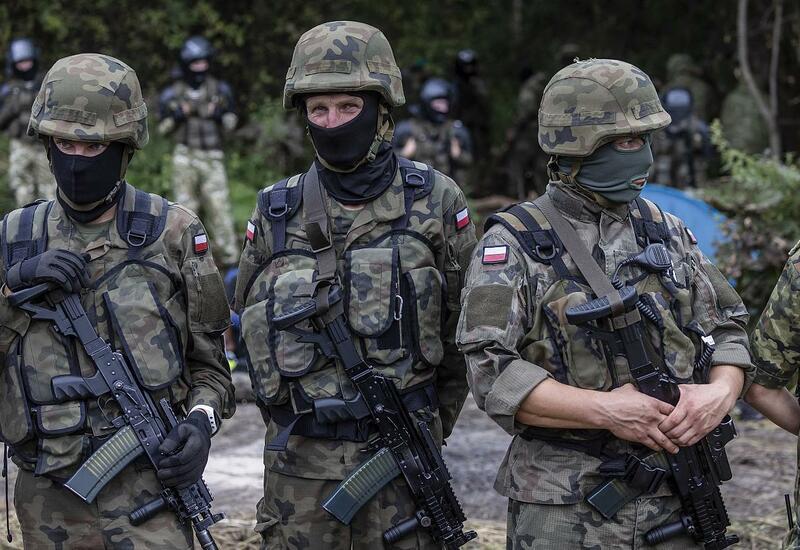 Мигранты ранили двух польских пограничников